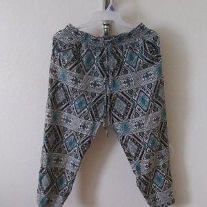 Mudd CL satin pants